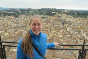 Rachel Harris: Running Eugene Half Marathon