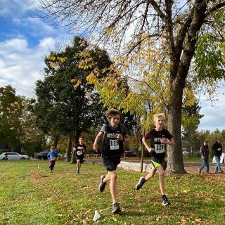 It was a great day for some cross country racing at Skinner Butte Park.  #crosscountry #xc #eugeneoregon