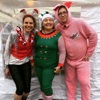 Our Virtual Holiday RunVenture is right around the corner. In the spirit of Giving Tuesday, we'd love your help in supporting the two St. Vincent de Paul families we've adopted this season through the Holiday Joy program. Visit the link in our bio to sign up to buy a gift, or call or message us for more info. Gifts or cash/check donations must be dropped off by Sunday, Dec. 13. Thank you, Run Hub family! *To be entered in the prize raffle for the virtual Holiday RunVenture, we are asking participants to drop off a gift or donation of $10-20 to go toward a gift for one of our families in need.