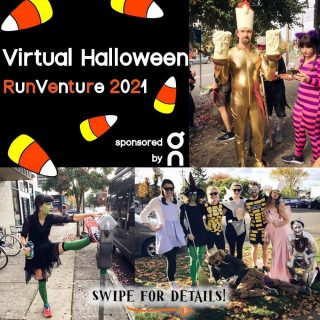 Oh my gourd-ness, it's finally Halloween RunVenture time!   Run the route linked in our bio anytime Monday-Sunday. Take a selfie in front of each of the following businesses along the route, then post a screenshot of your activity and your selfies and tag each business and @runhubnw in the pictures. Do the run in your Halloween costume for a bonus raffle ticket!   @fallingskybrew, @bigcitygamin, @maxstavern, @mokescoffee, and Float Om.   At the end of the week we'll draw winners for a chance to win a pair of @on_running shoes and a prize from each of the businesses.   #runeugene #runhubnw #halloweenrun #halloweenrunventure