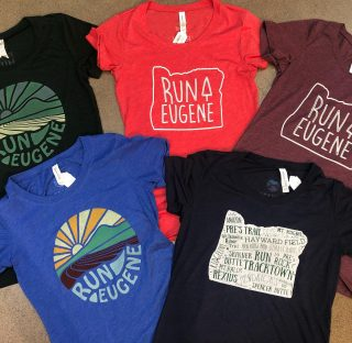Run Hub branded tees are restocked in women's and unisex sizing, including a new color of the trails tee! This triblend material is really soft and perfect for wearing all day with your favorite pair of 👖, or on the occasional run. ⠀⠀⠀⠀⠀⠀⠀⠀⠀⠀⠀⠀ #runhubnw #runeugene #travellanecounty #eugeneoregon #runtrails