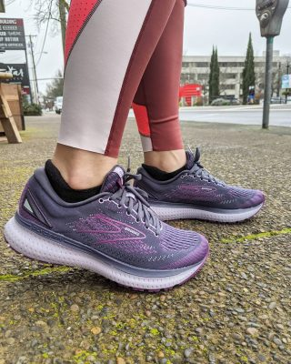 Treat yourself this Valentine's Day to new high cushion shoes, the Brooks Glycerin 19 or New Balance 1080v11. ♥️💜 #brooksrunning #runhappy #newbalancerunning #freshfoam #runhubnw #runeugene #valentines