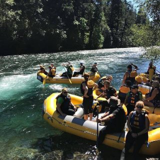 Come run & raft the McKenzie River with us this Saturday, July 31! We'll meet at Run Hub at 8:00am and carpool to Paradise Campground boat launch, arriving around 9:30am. Our friends @horse.creek lodge will be shuttling us for the run/hike so you can do 6 to 12 miles point-to-point followed by lunch (bring your own) and a 3-hour guided raft trip. Feel free to do either the run or raft or both with us! To register, click the link in our profile. 👆🏽 Use code runhubrnr for a discount on the raft trip!  #mckenzierivertrail #runhubnw #runhubtrailrun