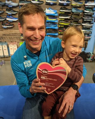 Gu you love them? Show them with the Gu FUELentine's Box, a chocolatey assortment of stroopwafels, gels and drink mix. ♥️  #guenergy #guforit #valentines #runhubnw #runeugene