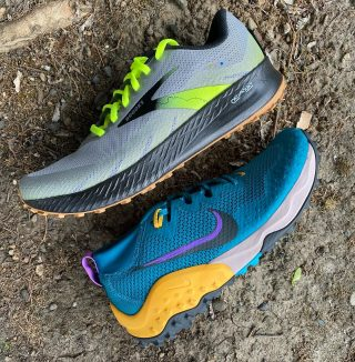"""As the Brad Paisley song 🎶 goes, """"I can hardly wait to get a little mud on the tires"""". These two new additions to our trail running line up offer you plenty of reasons to get a little mud on the tires.  We welcome the Brooks Catamount and Nike Wildhorse into our stable of trail runners. Come by and slip on a pair and let us know if you'd like to get a little mud on tires too!   #brooksrunning #brookstrailrunning #trailrunningshoes #brooksoffroadrunners #nikerunning #niketrail #niketrailrunning #oregontrailrunning #nwdirtchurners"""