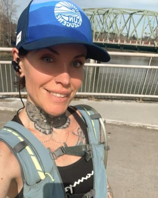 "Julie Bonaduce is training for her first marathon with a goal of qualifying for Boston in the future.  ""I never would have considered myself a runner before but making progress with quicker paces and longer distances over the last few years has been incredibly empowering, and now saying 'I'm a runner' is a badge of honor."" We're featuring some of the members of our Spring 2021 training team leading up to the virtual @eugenemarathon. Read more profiles here: runhubnw.com/blog.  #marathontraining #teamrunhub #runeugene #eugenemarathon #runhubnw"