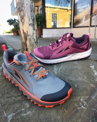 The Altra Timp 3 just in! A cushioned ride with great response for long miles on the trails. An updated upper gives it an improved fit from the previous version. Stop in and try it out!  #runeugene #runhubnw #altrarunning