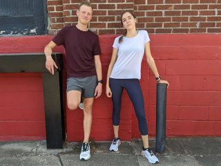 For super light and breathable running apparel, look no further than On Running! ☁️☁️  The women's Active Tights are like a second skin, so you don't even notice you're wearing them. The women's Active-T Breathe is flowy to keep you cool, and the men's Active-T blends the look of a classic cotton tee with a function-focus, so you can look good and train well.   #onrunning #runonclouds #runeugene #runhubnw #runningapparel