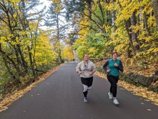 Community run tonight! Meet at 6 PM at Campbell Park. All paces welcome and Halloween costumes encouraged!   And as a bonus tonight, we'll have @on_running shoes available to demo!   Starting next week, our Wednesday night runs will begin and end at the shop again. Please gather outside and wear a mask if you enter the store.  See you tonight!   #runeugene #runhubnw #communityrun #onrunning #runningbuddies