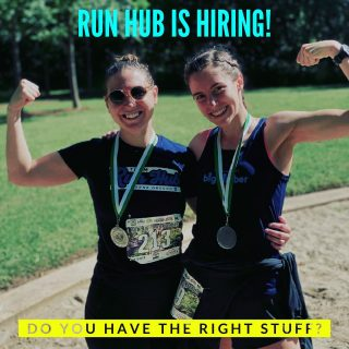 Do you have the right stuff to join the Run Hub team?  A love of people and an active lifestyle are essentials.  We are hiring for part-time or full-time depending on the qualifications of the candidates we get.  Full time benefits include health/dental/vision insurance, matching retirement account, and more.  Email interest and resume to dustin@runhubnw.com by August 15.
