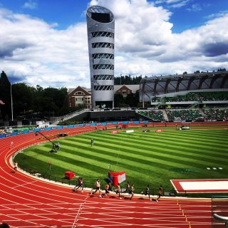 There had not been a Prefontaine Classic in Eugene since 2018 due stadium construction and COVID.  With a healthy dose of American records, world best performances, and the best track and field athletes in the world, 2021 Pre did not disappoint!  Can't wait to bring the World Championships to Eugene next summer!   #prefontaineclassic #preclassic #haywardfield #trackandfield #eugeneoregon #tracktownusa