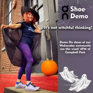 Join us at tomorrow's community run to demo the On Cloudstratus or Cloudultra!   Costumes encouraged 🧙♀️  Check out a pair from our rep before the run and take them on your 3- or 5.5-mile jaunt on the Willamette River Path. We'll enjoy some fall treats after! 👻  The Cloudstratus is a max cushion, propulsive road shoe, and the Cloudultra is a cushioned and grippy trail shoe.   This demo is part of our Virtual Halloween RunVenture! So, demo a pair of On shoes and earn a bonus ticket in the RunVenture Raffle‼️(See our Halloween RunVenture post for all the details.)  Can't make it to the community run? No problem, come check out a pair of On demo shoes from the shop anytime during store hours Thursday-Sunday, and you'll get your bonus raffle ticket. 🎟 The raffle will include a chance to win a pair of On shoes!   #runventure #onrunning #eugeneoregon #runeugene #runhubnw