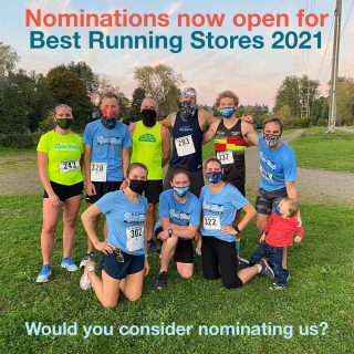 If you have had a good experience with Run Hub and feel we are deserving, would you take a minute to nominate us for the honor of being one of the best running shops in the country? Nomination link in bio. Your nominations help us get to the next round, having a secret shopper evaluate their experience in store! Thanks for being such an amazing running community and your time and consideration to nominate us for this honor! #runeugene #runhubnw #teamrunhub #bestrunningstores21 #therunningevent #runninginsightmagazine https://diversified.formstack.com/forms/best_running_stores_2021_nomination_form)