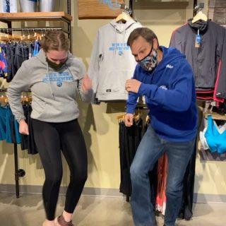 Our new Run Hub hoodies by @craftsportswearus sportswear us are so warm and comfortable they just make you want to dance ... or run.  Perfect for pre or post run, also equally great for keeping you cozy while popping around town.  #runhubnw #craftsportswear