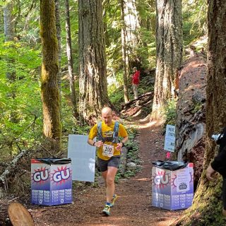 Congrats to all the McKenzie River Trail Run 50K finishers today!  #mrtr #mckenzierivertrail #trailrunning #oregontrailrunning